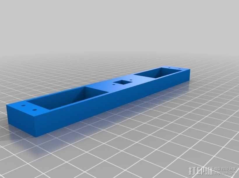 AT-AS四足机器人 3D模型  图9