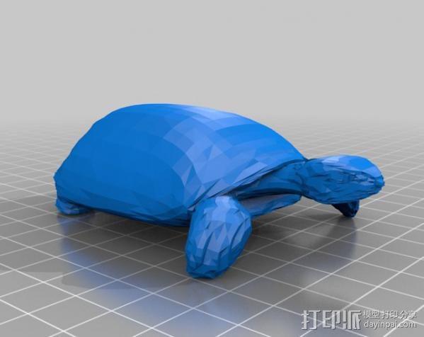 蝶形世界 游戏造型 3D模型  图2