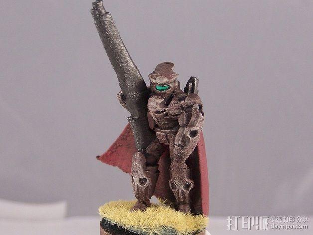 震击部队克隆兵模型 3D模型  图3