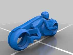 机车 摩托车 3D模型