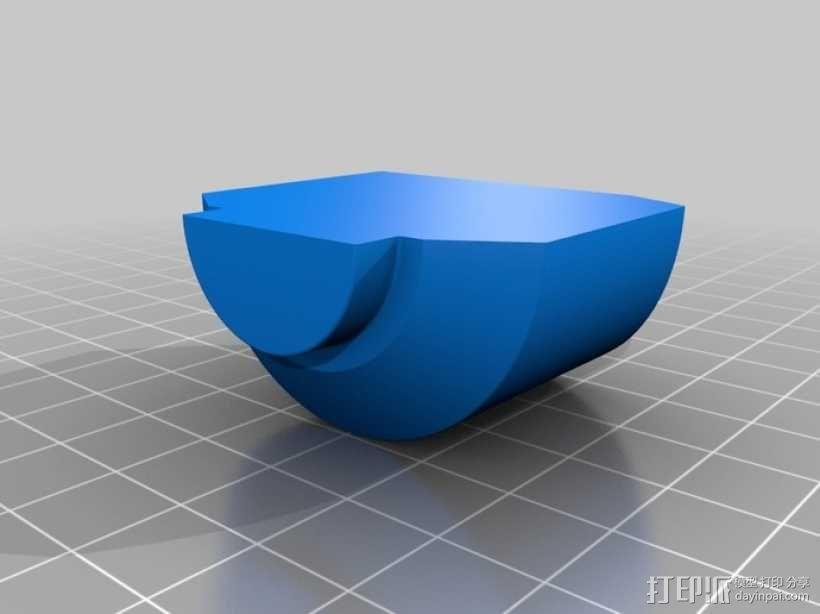 国际空间站模型 3D模型  图28