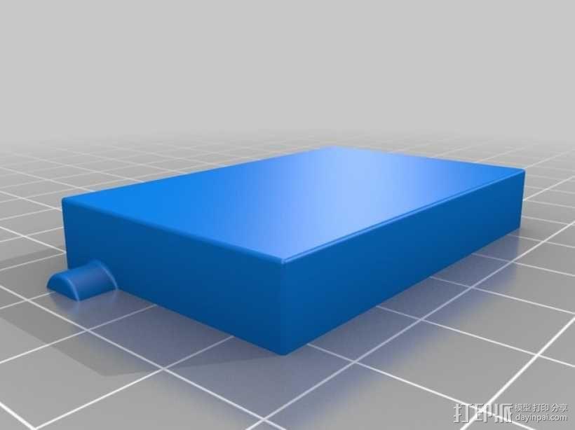 国际空间站模型 3D模型  图33