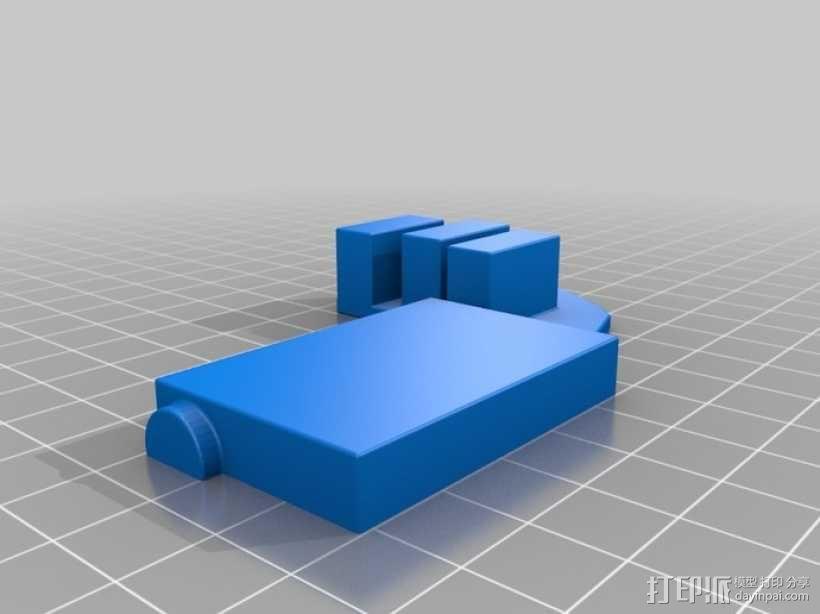 国际空间站模型 3D模型  图32