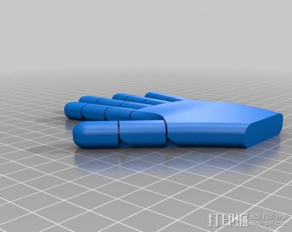 机器人的手 3D模型  图5