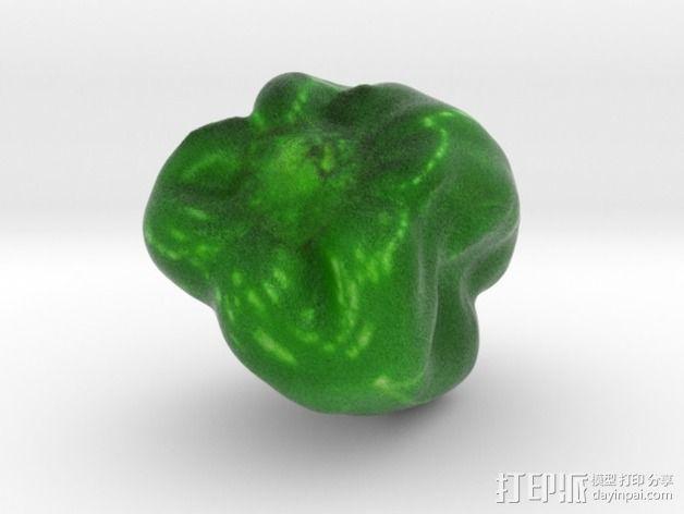 甜椒 3D模型  图5