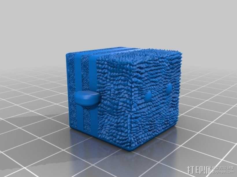 蜂箱 3D模型  图1