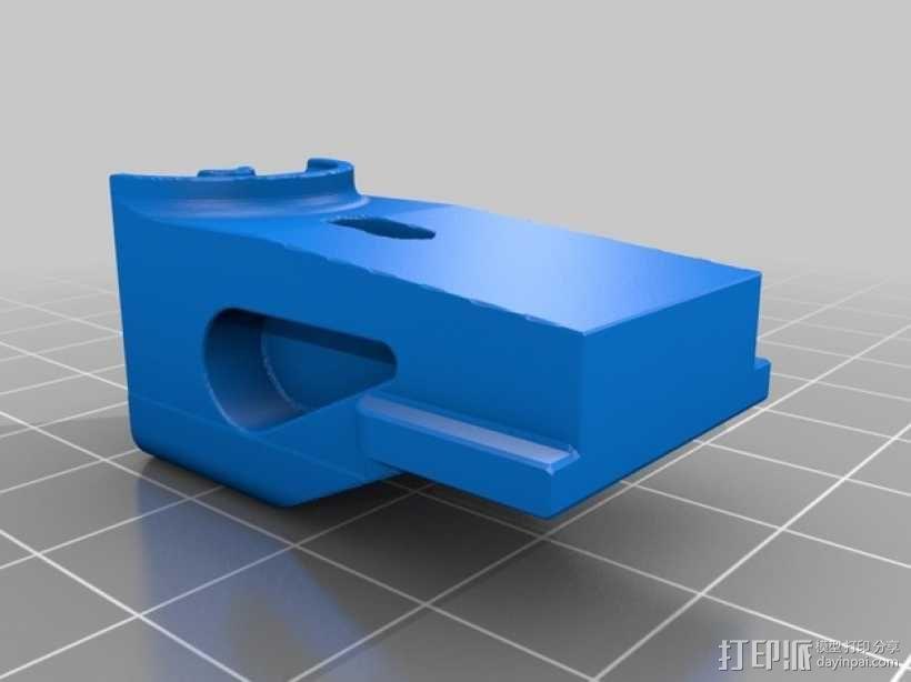 铁路转向架 3D模型  图7