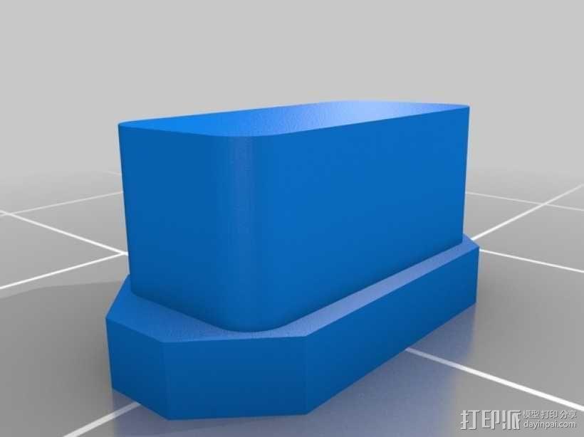 铁路转向架 3D模型  图5