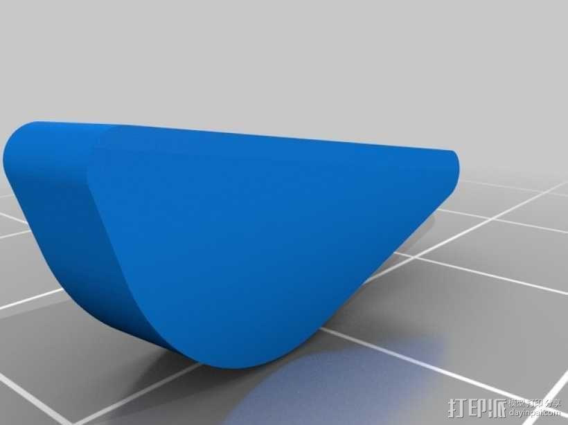 铁路转向架 3D模型  图8