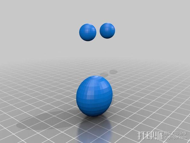 青蛙 3D模型  图5