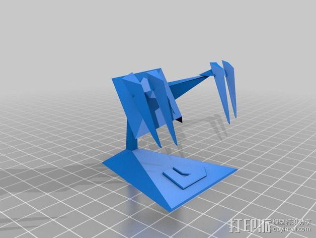 机器人Lifter 3D模型  图2