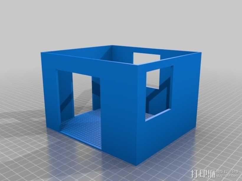 厨房 厨房家具 3D模型  图1