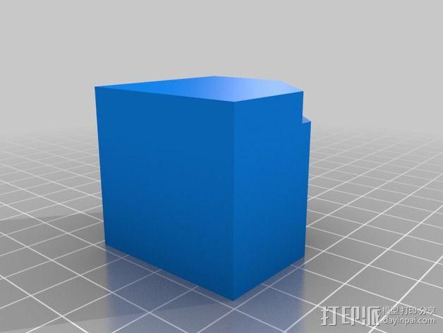 厨房 厨房家具 3D模型  图3