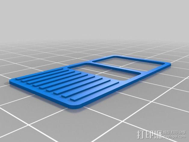 厨房 厨房家具 3D模型  图6
