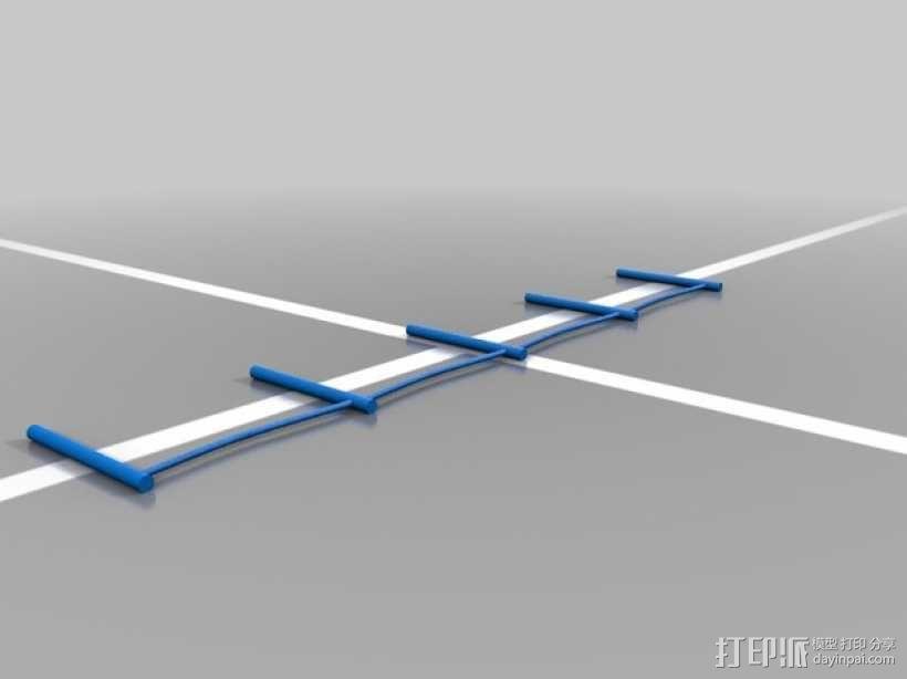马戏团的大象 3D模型  图3