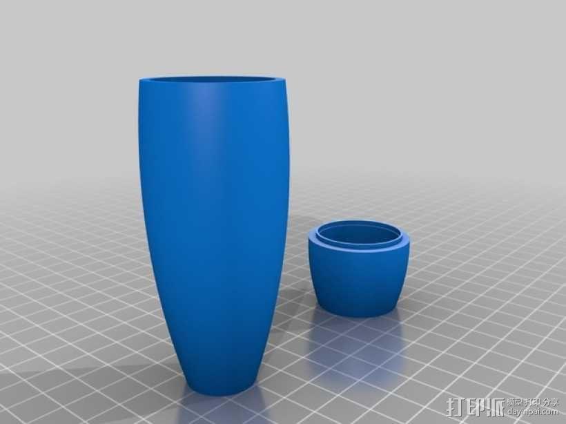 普罗米修斯花瓶 3D模型  图4