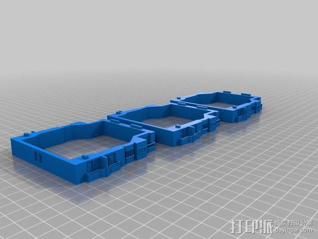 大厦 3D模型  图2