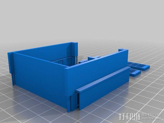 大厦 3D模型  图6