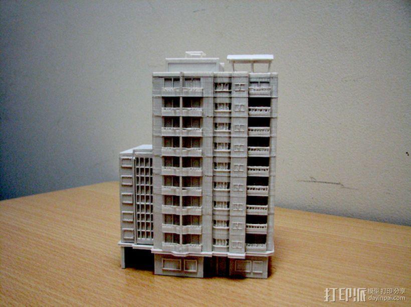 大厦 3D模型  图9