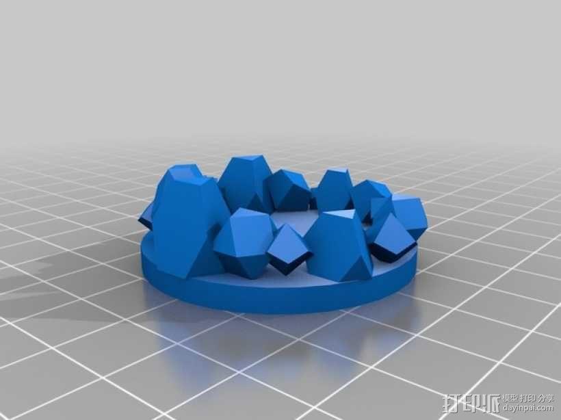 口袋妖怪 地鼠 3D模型  图3