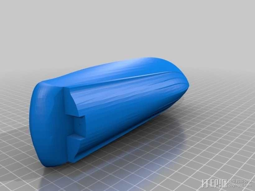 运动艇 3D模型  图8
