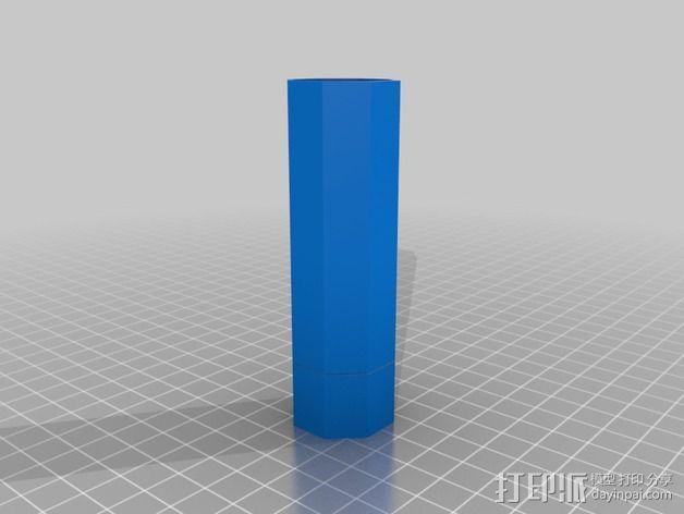 火箭 3D模型  图9