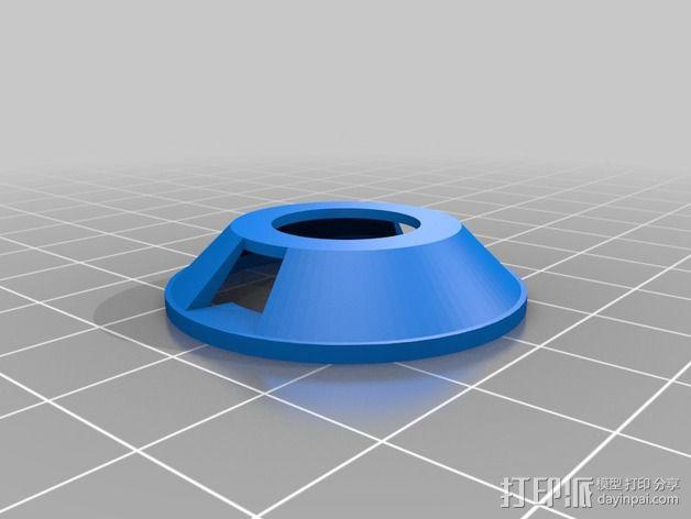 火箭 3D模型  图8