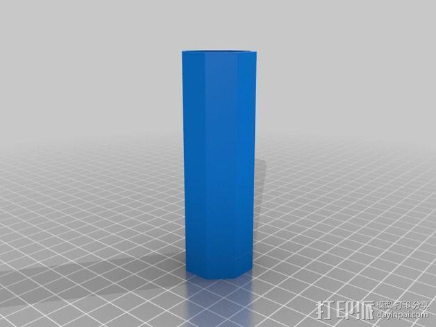 火箭 3D模型  图11