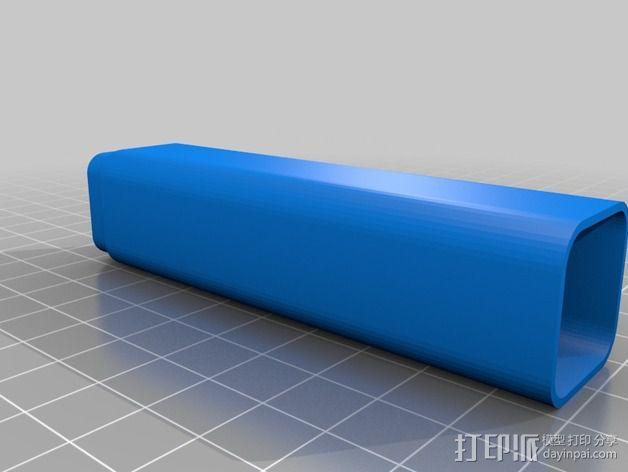 太空火箭模型 3D模型  图3