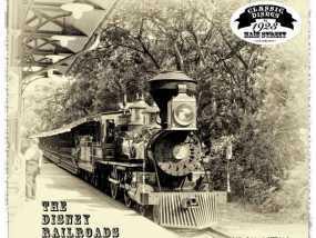 迪士尼蒸汽火车 3D模型
