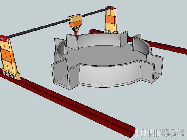 GALILEO伽利略火星基地 3D模型  图13