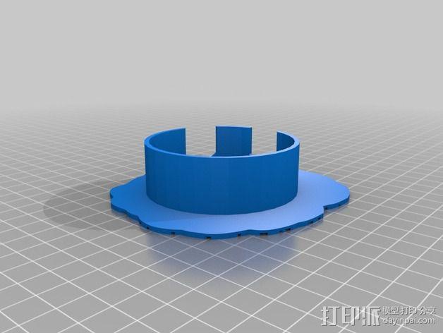 模块化火星基地 3D模型  图5