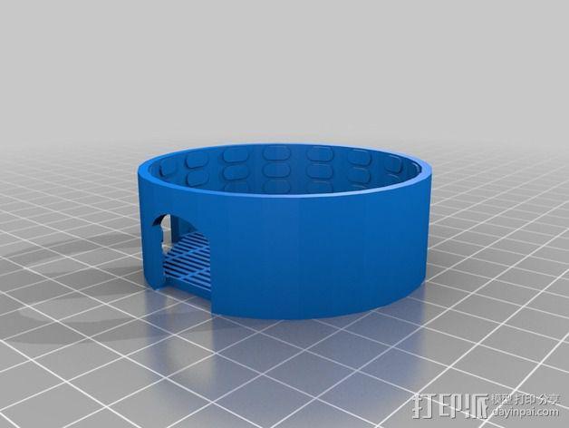 模块化火星基地 3D模型  图7