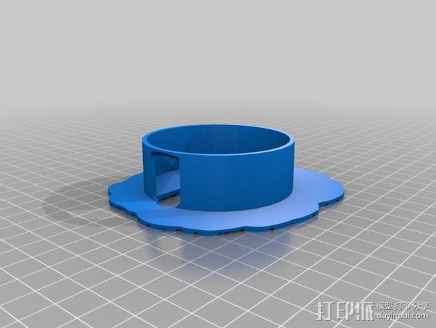 模块化火星基地 3D模型  图9