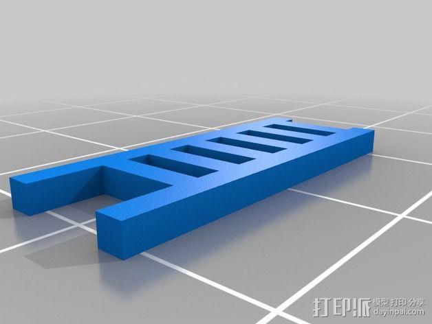 模块化火星基地 3D模型  图8