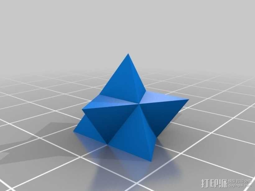 花形火星基地 3D模型  图17