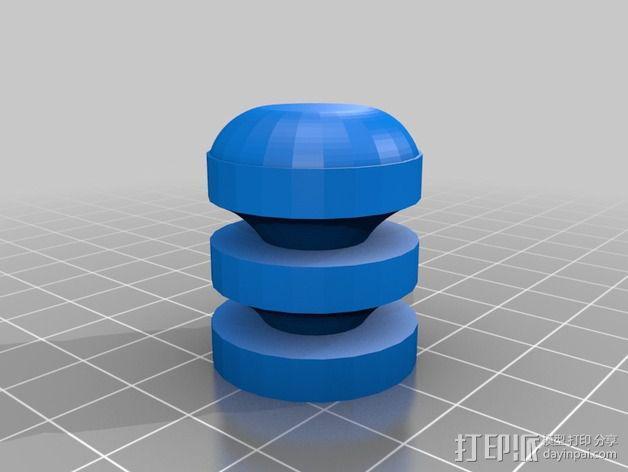 火星建筑 火星基地 3D模型  图9