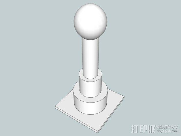 火星建筑 火星基地 3D模型  图12