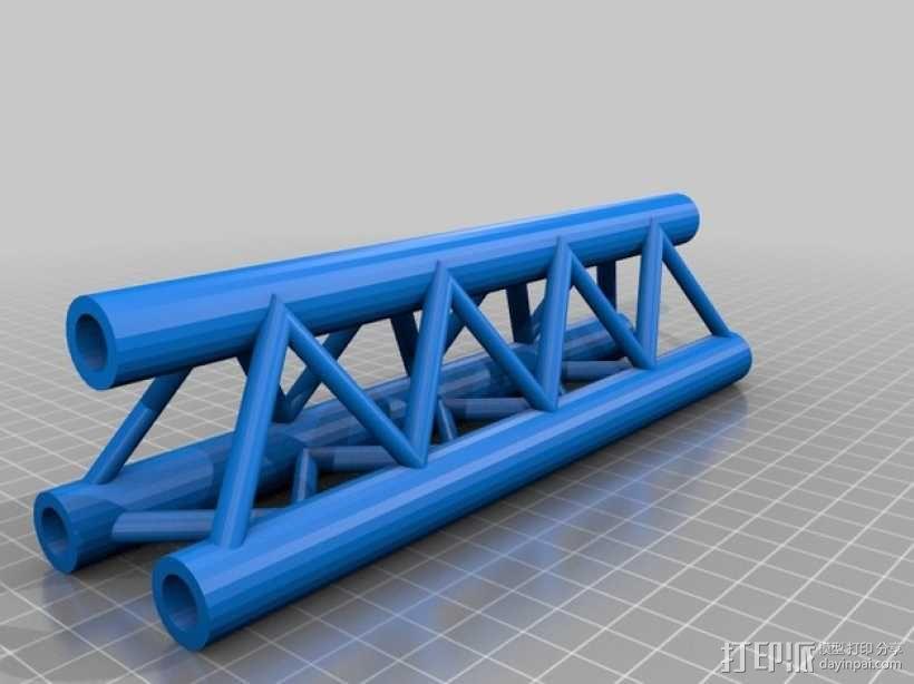 起重机 3D模型  图2