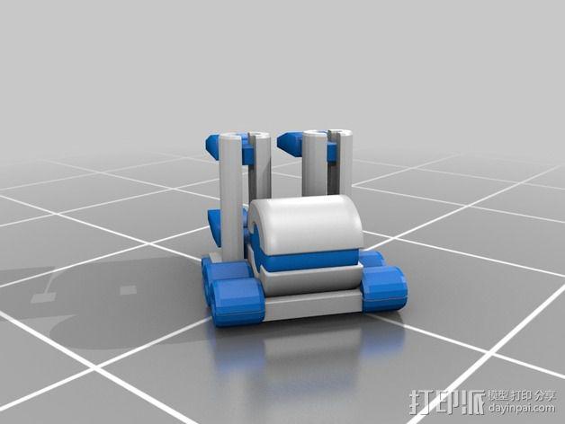 火星便携式基站 3D模型  图17