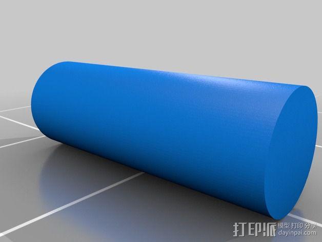 SpaceX Falcon火箭 3D模型  图7