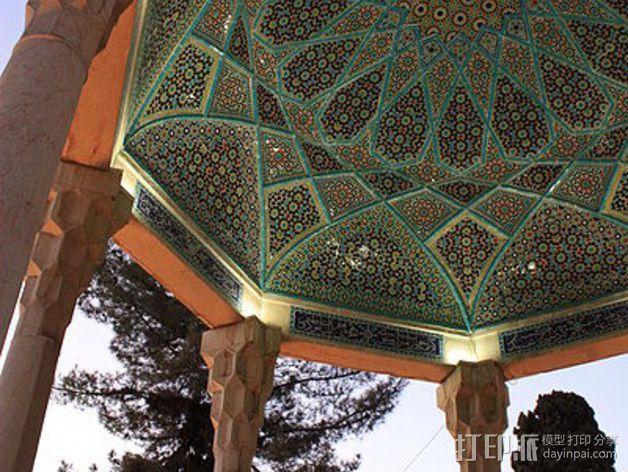 Hafez哈菲兹之墓 3D模型  图5