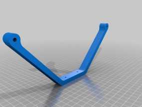 起落架 起落装置 3D模型