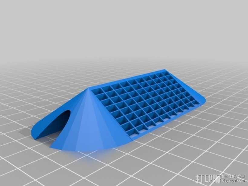 防空洞 防空壕 3D模型  图1