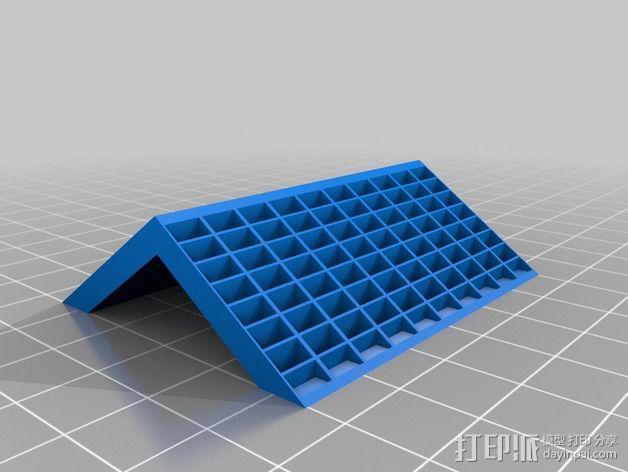 防空洞 防空壕 3D模型  图3