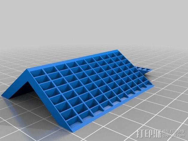 防空洞 防空壕 3D模型  图2
