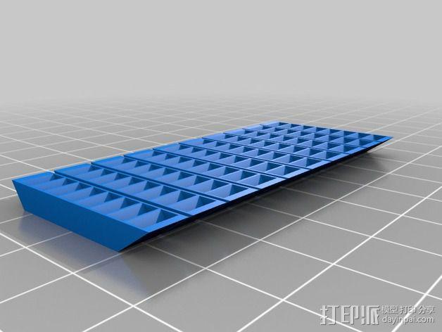 防空洞 防空壕 3D模型  图4