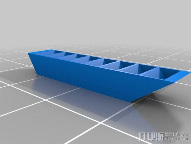 防空洞 防空壕 3D模型  图5