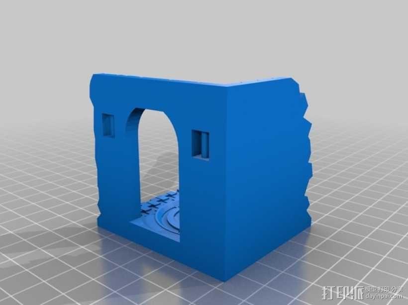 门道  3D模型  图4