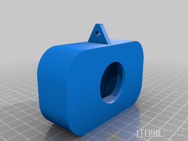 狗狗排便器 3D模型  图2